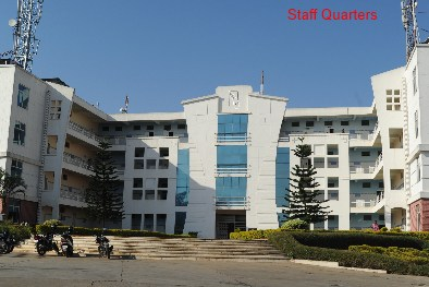 BGS Global Institute of Medical Sciences, Bangalore - Staff Quaters